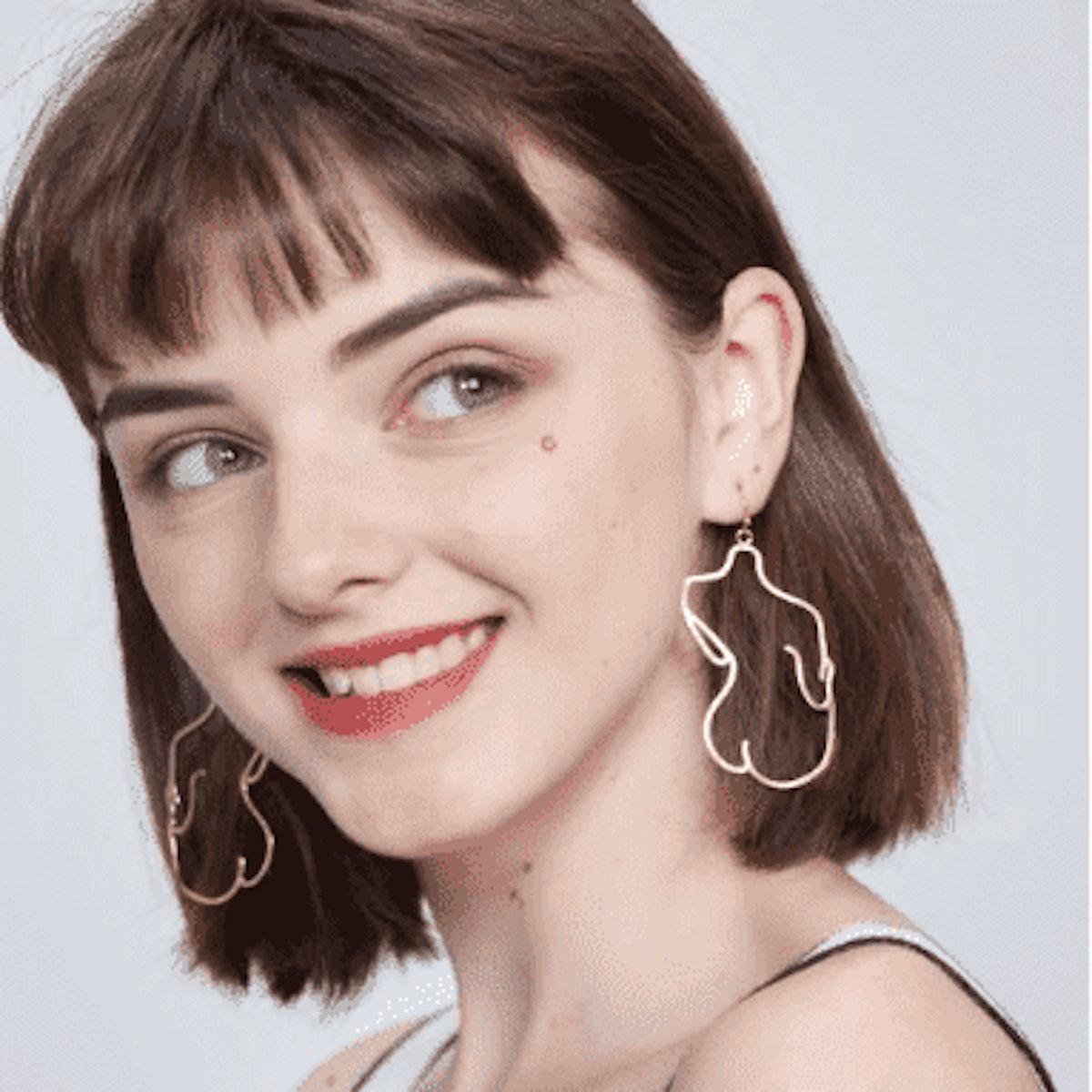 The Inamorata Earrings