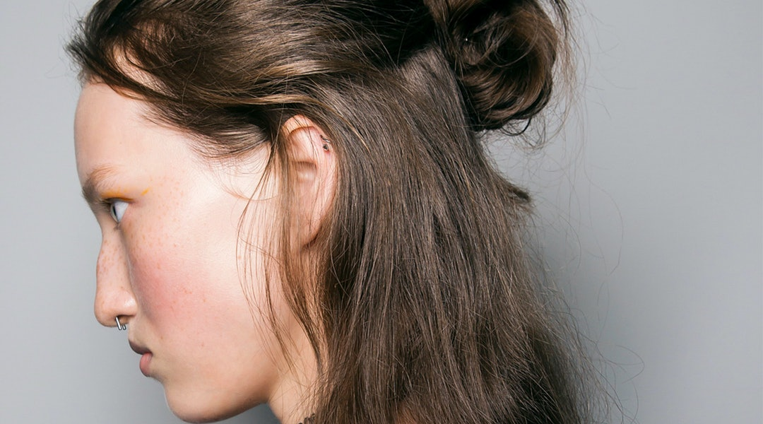 15 Half-Up Hairstyles That Don\'t Look At All Juvenile