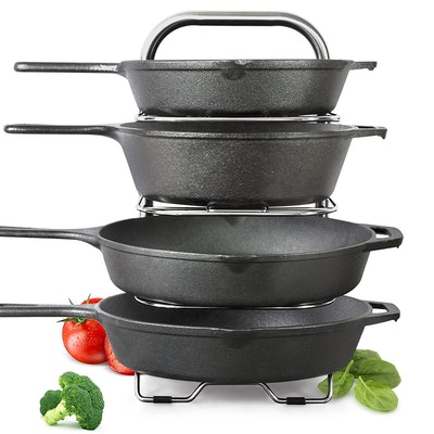 BetterThingsHome 5-Tier Pan and Pot Organizer