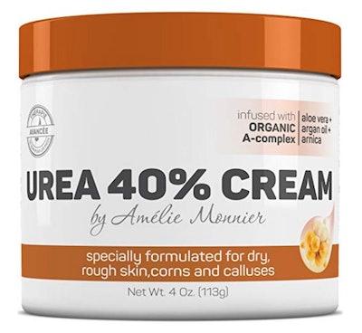 Amélie Monnier Urea 40 Percent Foot Cream, 4 oz