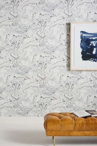 Marble Flow Wallpaper