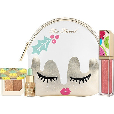 Too Faced Limited-Edition Tutti Frutti Christmas Fruit Cake Makeup Collection
