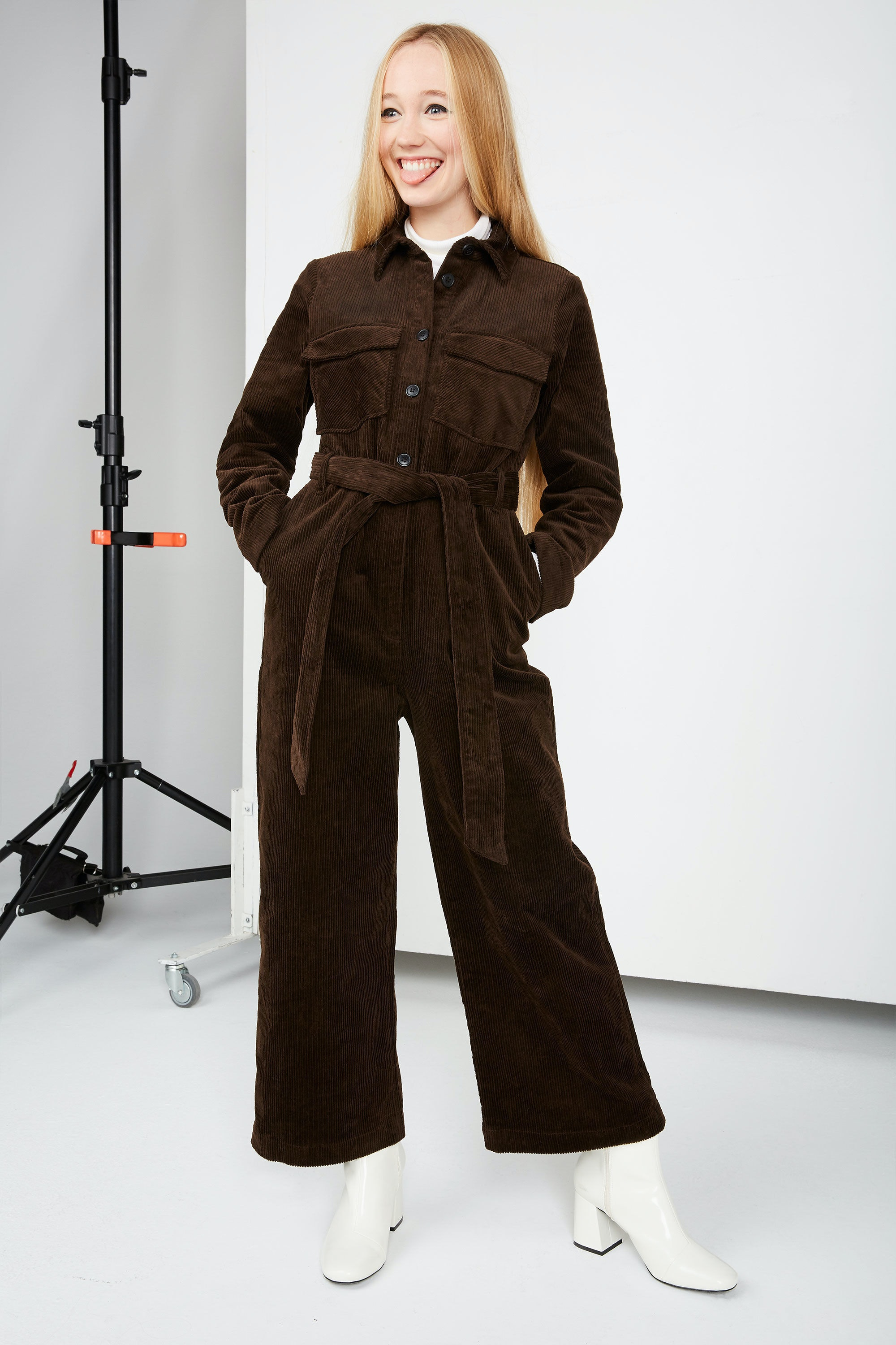 d786e13a369 The Utility Jumpsuit Winter 2018 Trend Is Here   I ve Found One For Every  Day Of The Week
