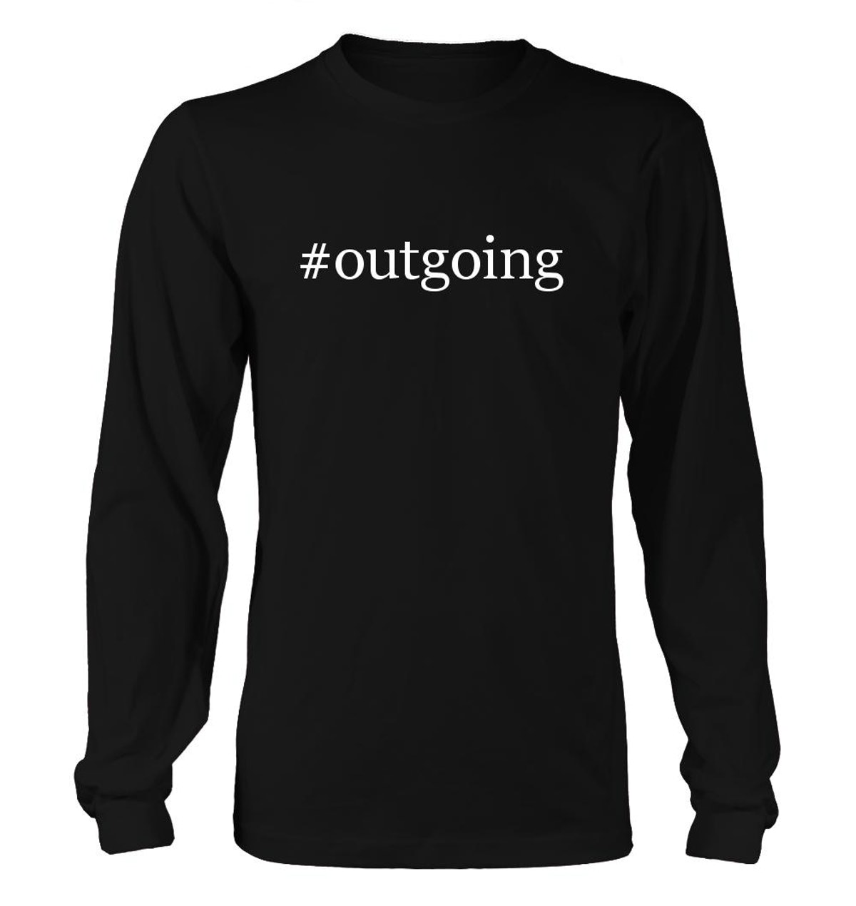 Hashtag Outgoing Shirt