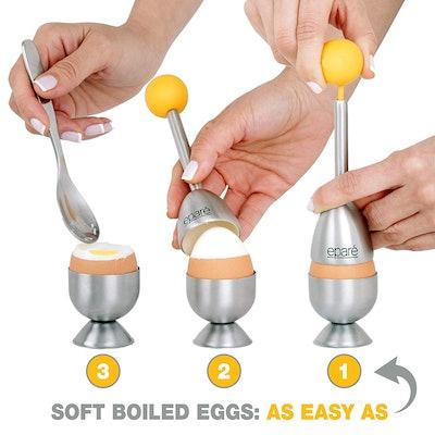 Eparé Egg Cracker Topper Set