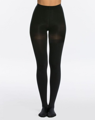 Luxe Leg Blackout Mid-Thigh Shaping Tights
