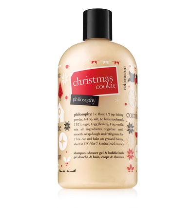 Holiday Shower Gel in Christmas Cookie