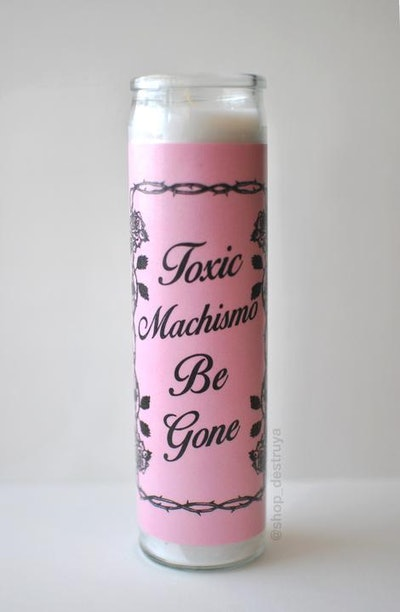 """Toxic Machismo"" Candles"