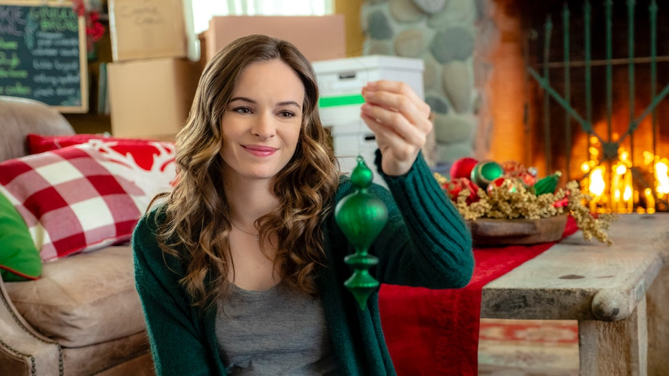 Hanukkah Movies Are Coming To The Hallmark Channel To Brighten Up