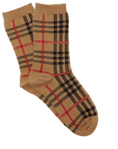 Check Socks