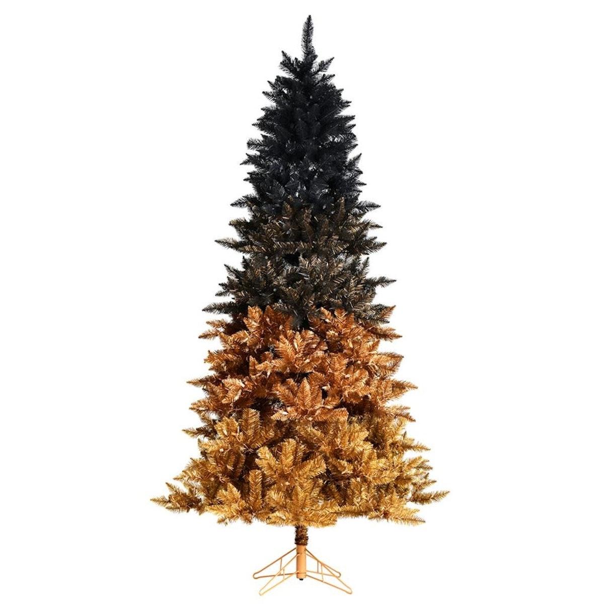 Vickerman Unlit Christmas Tree