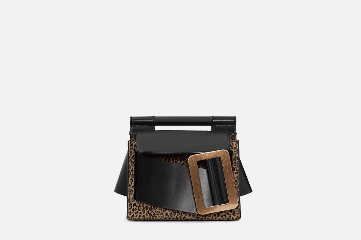Romeo Leopard Bag