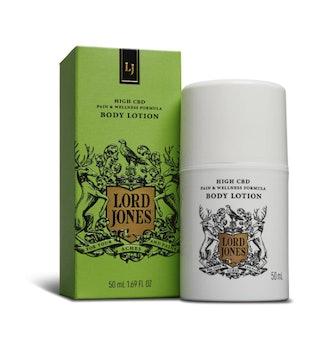 Lord Jones High CBD Pain & Wellness Formula