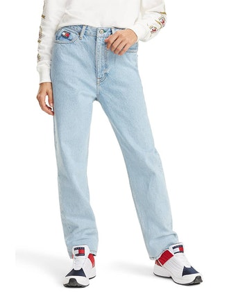 Crest Capsule Mom Jeans