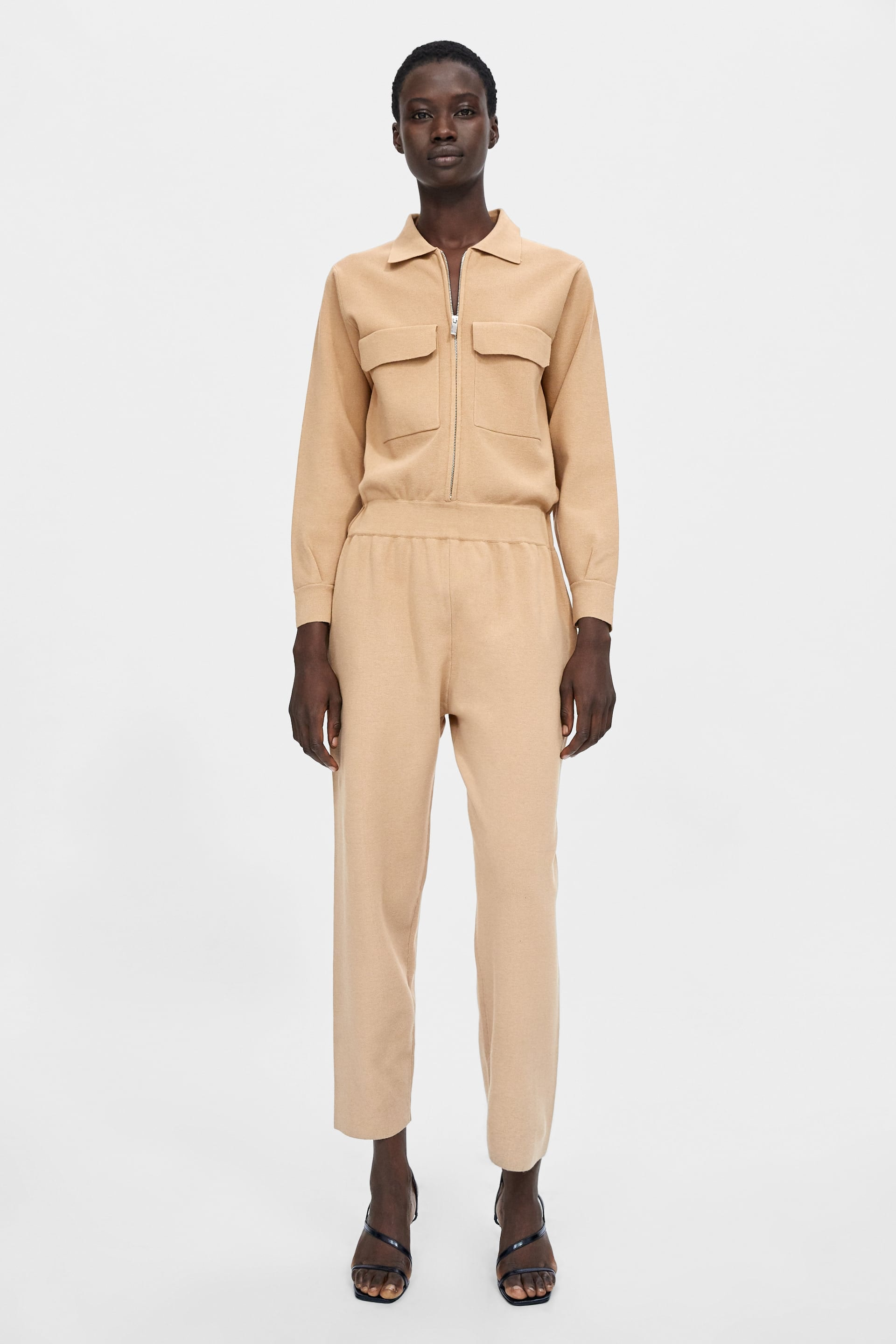 e3eedbcb The Utility Jumpsuit Winter 2018 Trend Is Here & I've Found One For Every  Day Of The Week