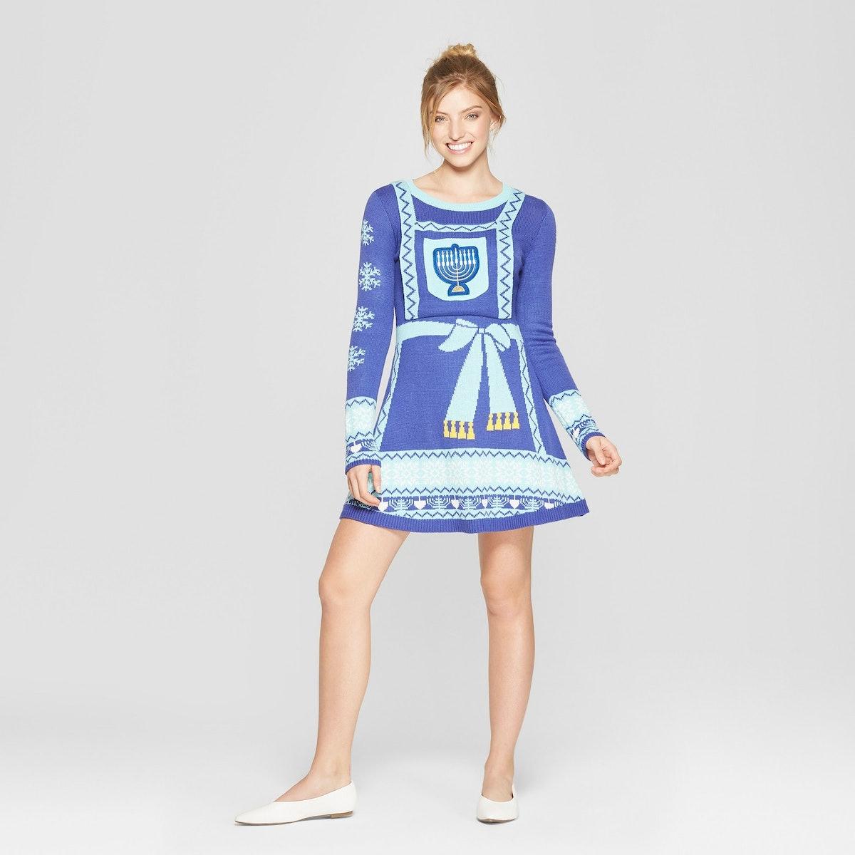 Women's Ugly Hanukkah Dress