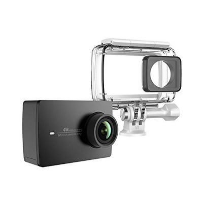 YI 4K Action Camera With Waterproof Case