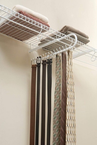 Rubbermaid Configurations Tie and Belt Organizer