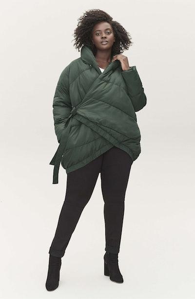 Kanda Puffer Coat