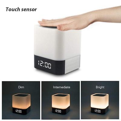 WamGra Nightlight Bluetooth Speaker