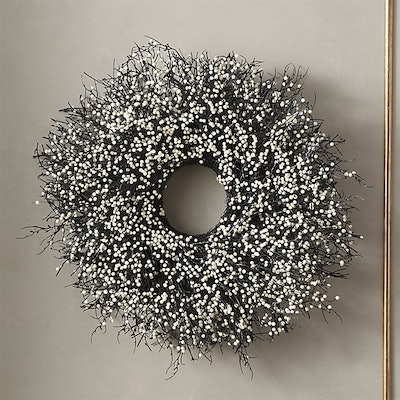 Artificial Berry Wreath