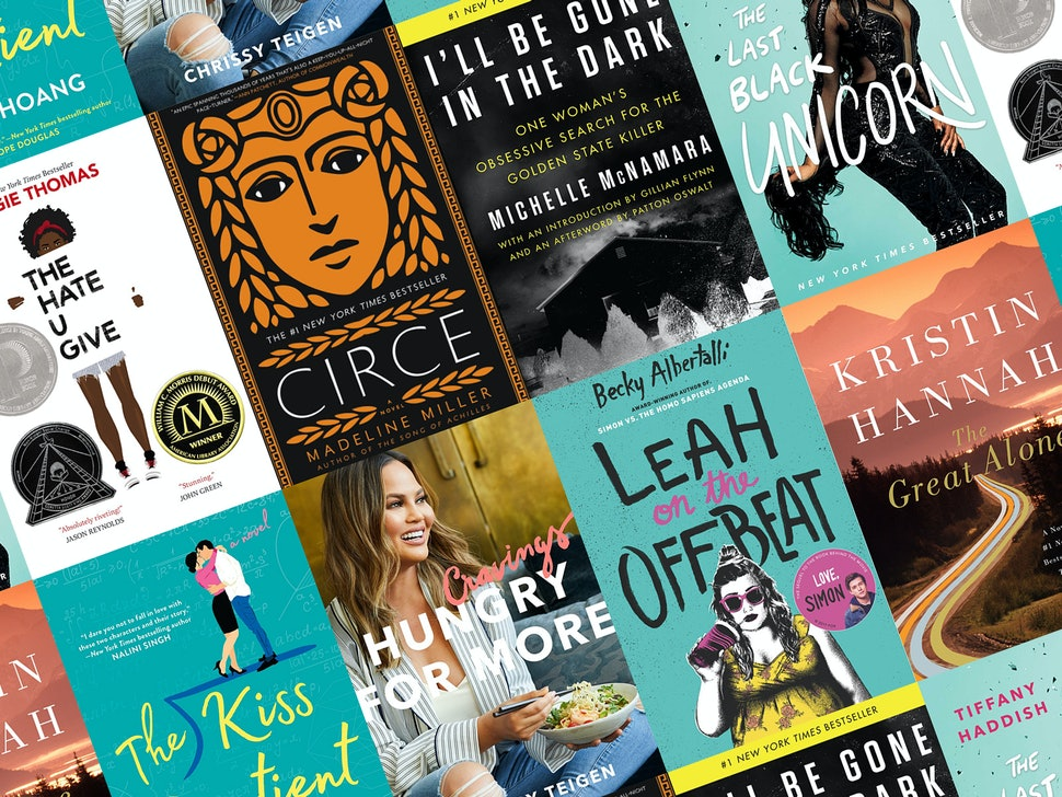 The 2018 Goodreads Choice Awards Winners Are Here The Hate U Give
