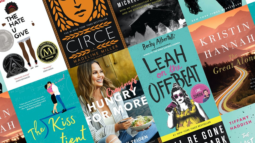 The 2018 Goodreads Choice Awards Winners Are Here & 'The