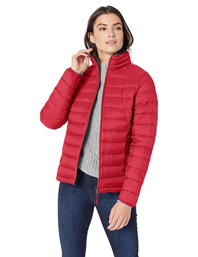 Amazon Essentials Women's Puffer Jacket