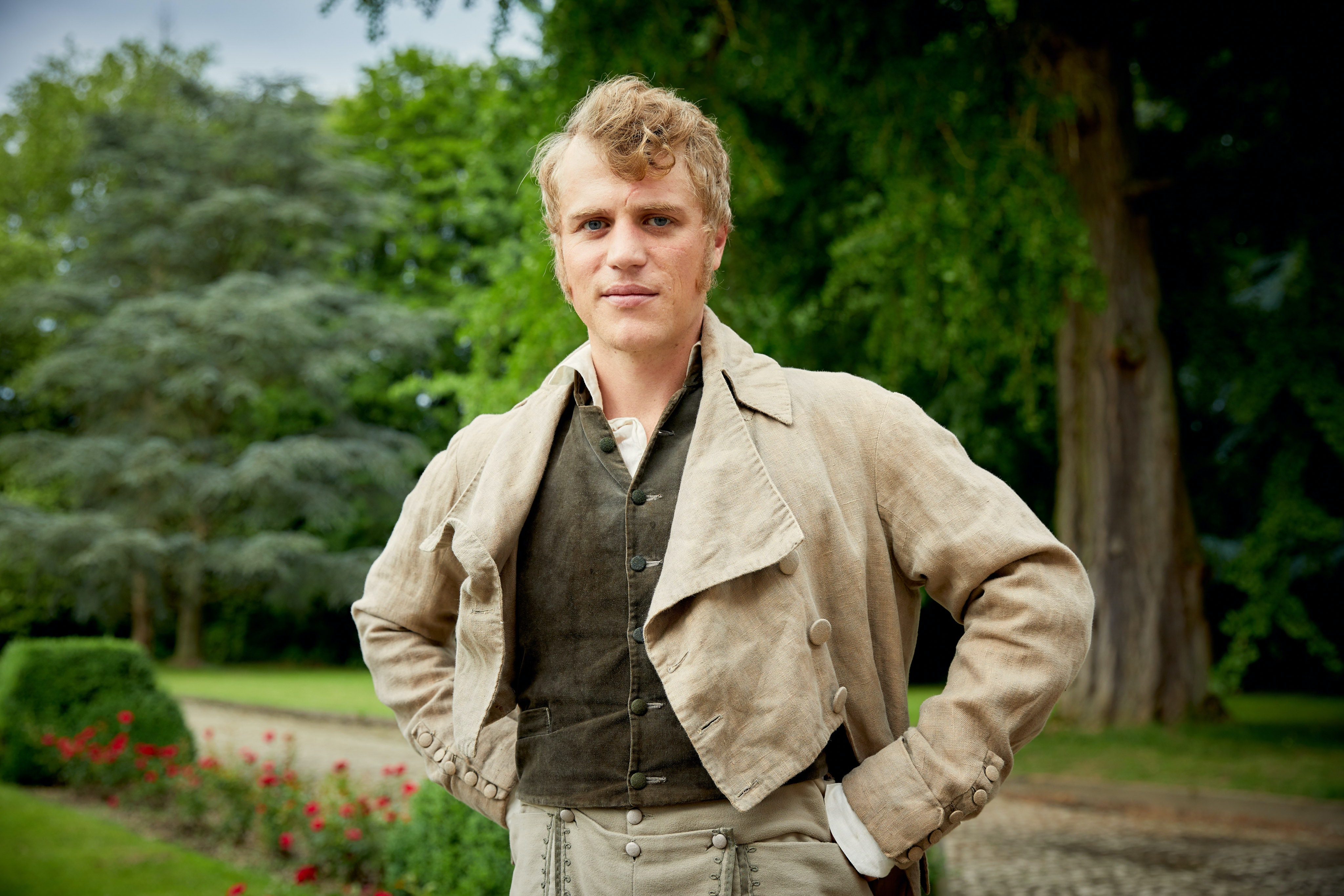Who Is Johnny Flynn The Les Miserables Actor Is A Man Of Many Talents