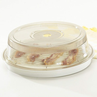 Nordic Ware Microwave 10-Inch Deluxe Microwave Plate
