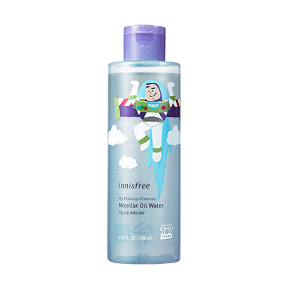 Toy Story My Makeup Cleanser Micellar Oil Water