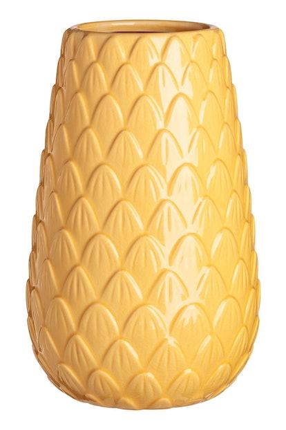 Tall Stoneware Vase