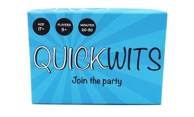 Towpath Gaming Quickwits Party Game