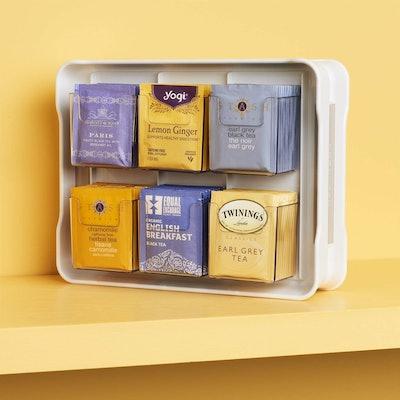 YouCopia Tea Bag Organizer