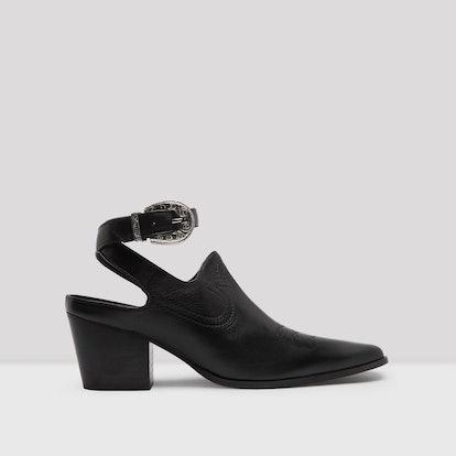 Sara Black Boots