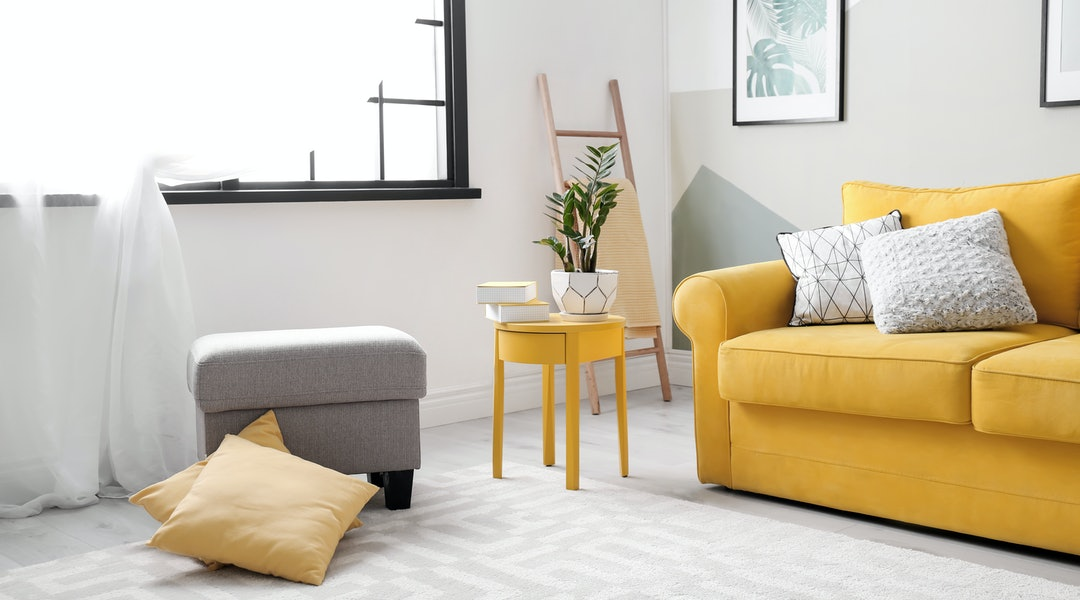 Why Yellow Home Decor Is A Great Way To Get Jumpstart On