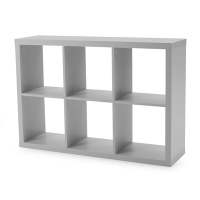 Hudson 6 Cube Bookcase