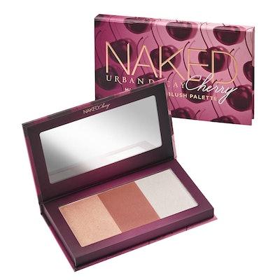 Naked Cherry Highlight & Blush Palette