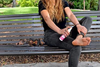 Sprayzee Foot Deodorant Spray