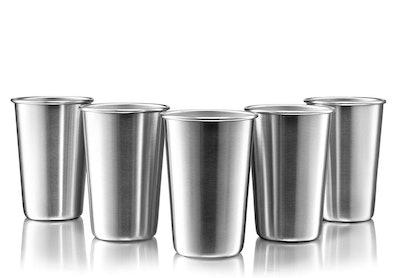 Modern Innovations Drinking Glass Set (Set of 5)