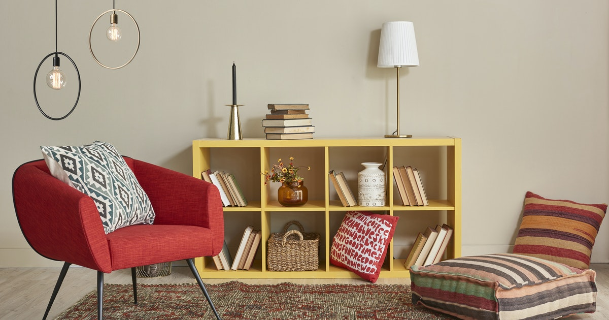 10 Stunning Bookcases Under $100 — That Don't Necessarily Have To House Books