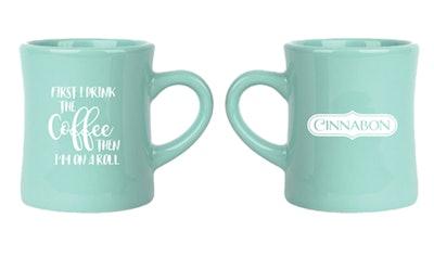 Cinnabon Diner Mug