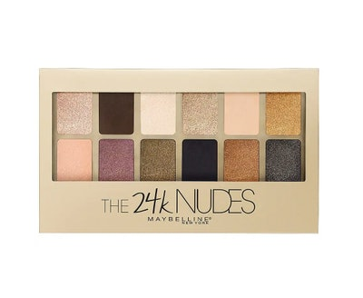 Maybelline The 24K Nudes Eyeshadow Palette The 24K Nudes