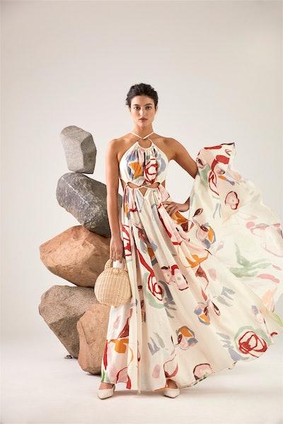 Aphrodite Grecian Gown