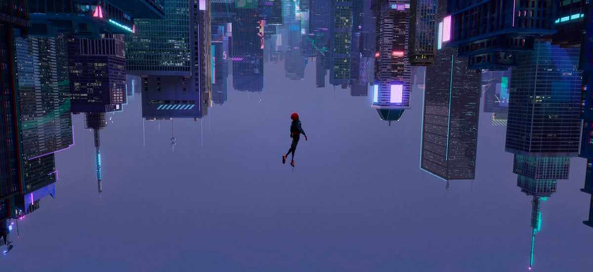 The Spider Man Into The Spider Verse Soundtrack Is Exactly What