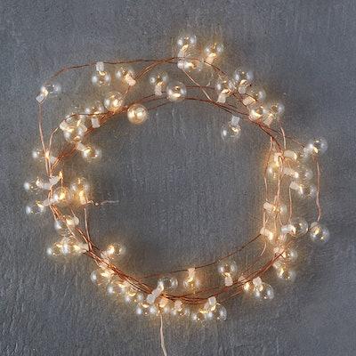 "Stargazer Glass Bubble Lights 40"" Plug-In"