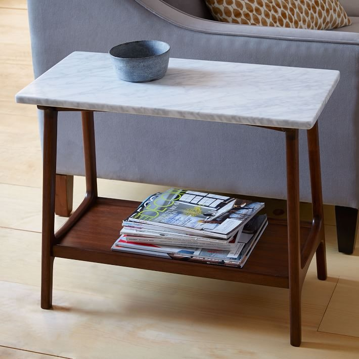6 Mid Century Modern End Tables In West Elms Sale For A