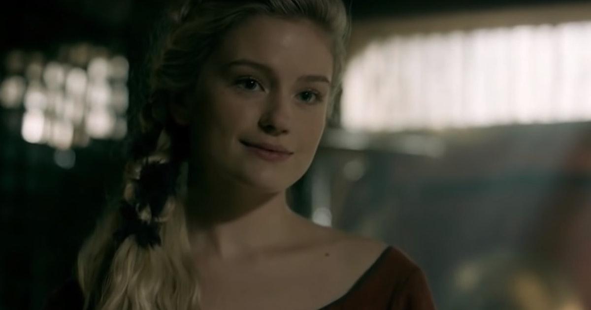 Freydis Vikings Actress