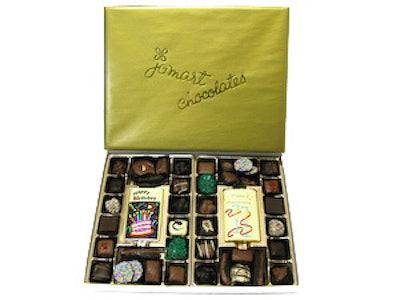 Personalized Box of JoMart Chocolates
