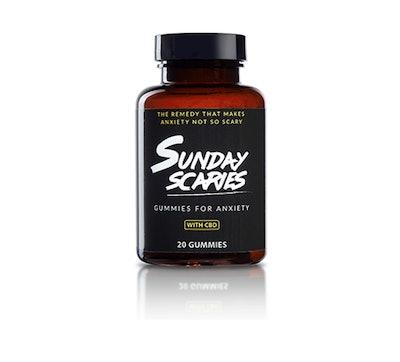 Sunday Scaries Gummy Bears